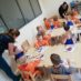 Balonik w wykonaniu najmłodszej grupy – praca plastyczna