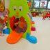 Zabawy dzieci w  okresie adaptacyjnym w grupie Biedronek