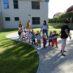 Zabawy dzieci z grupy Pszczółek